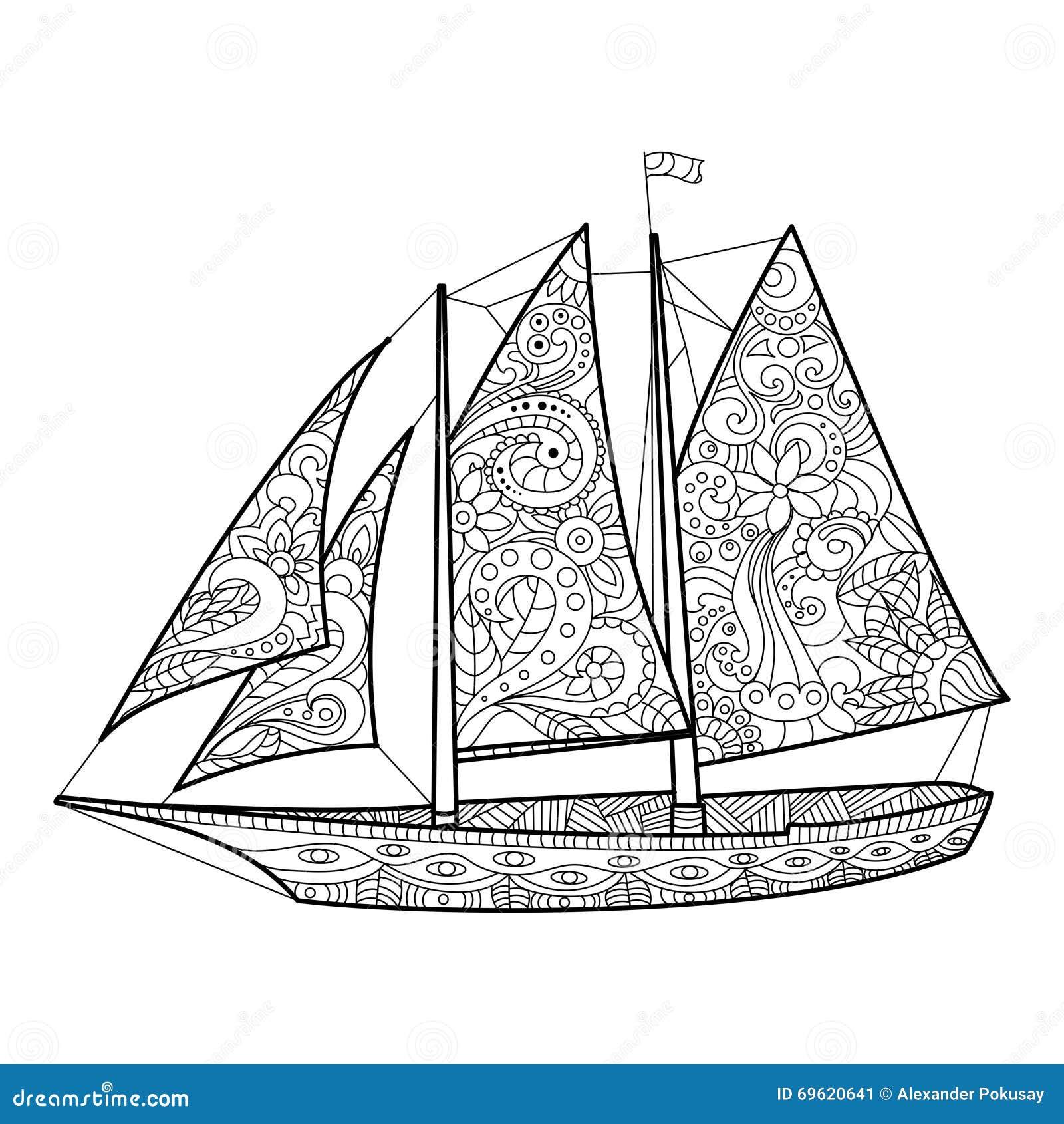 Adult Boat 101