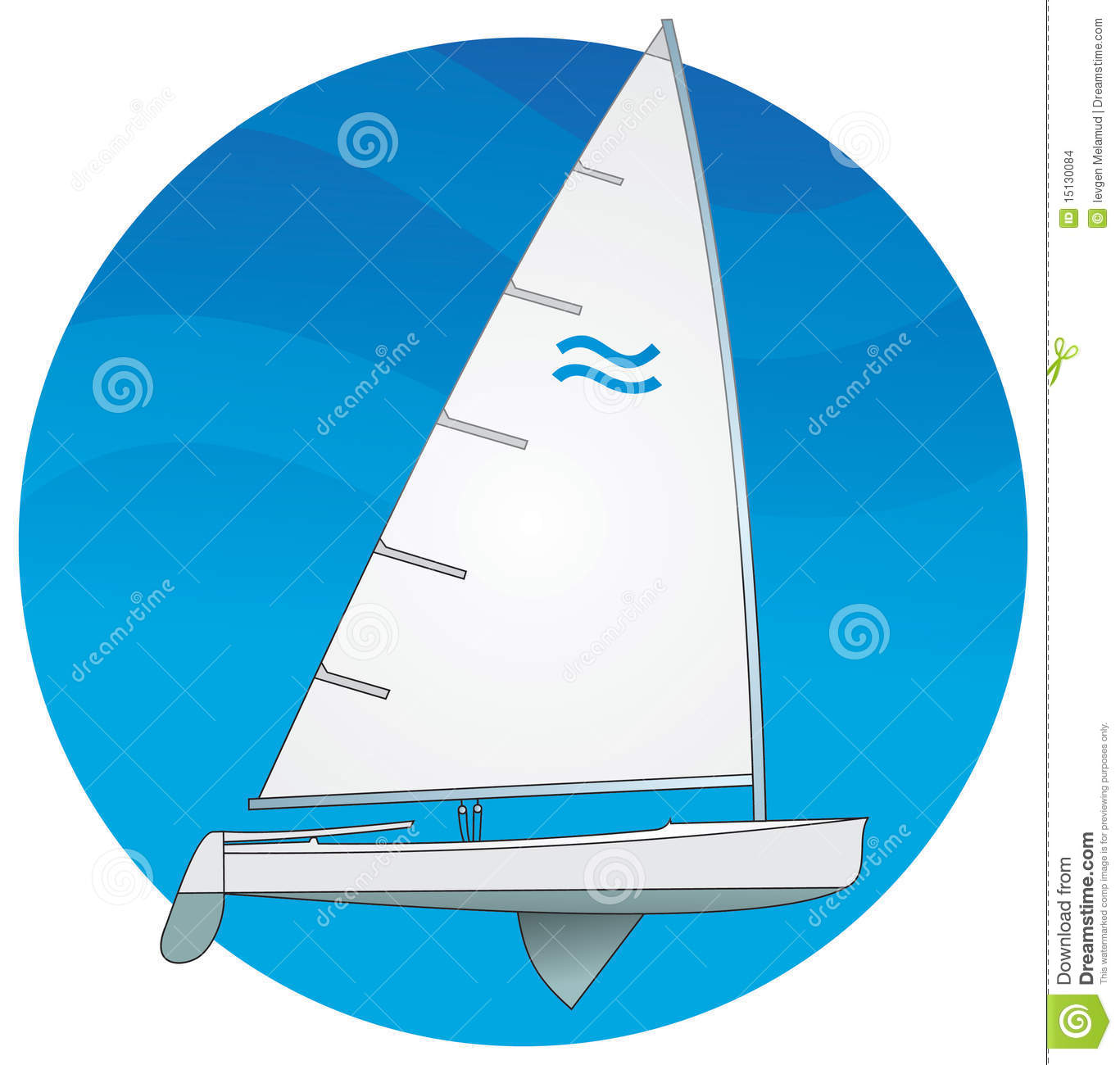 Finn dinghy catboat is the men's single-handed, cat-rigged Olympic ...