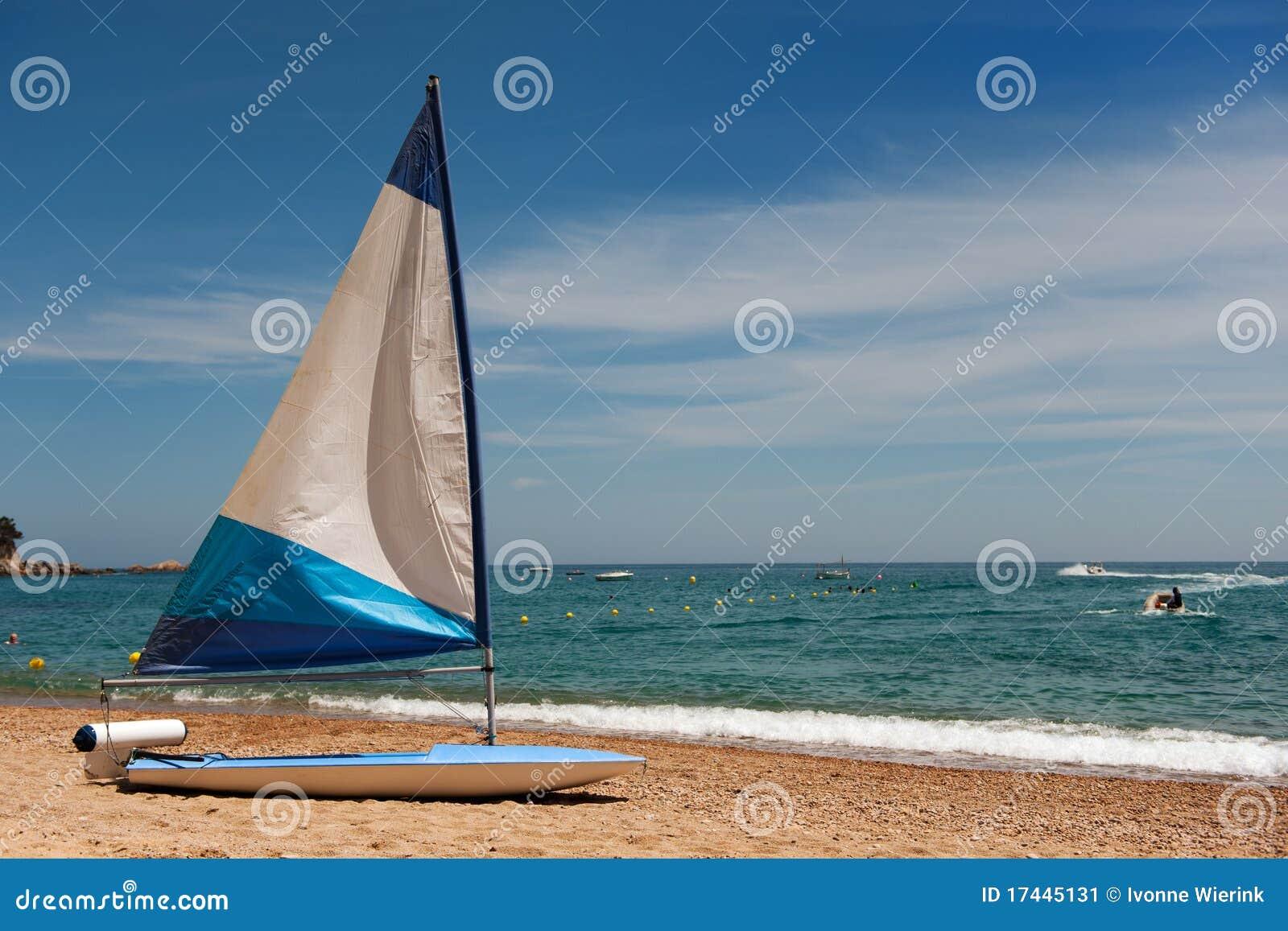 Sailing пляжа