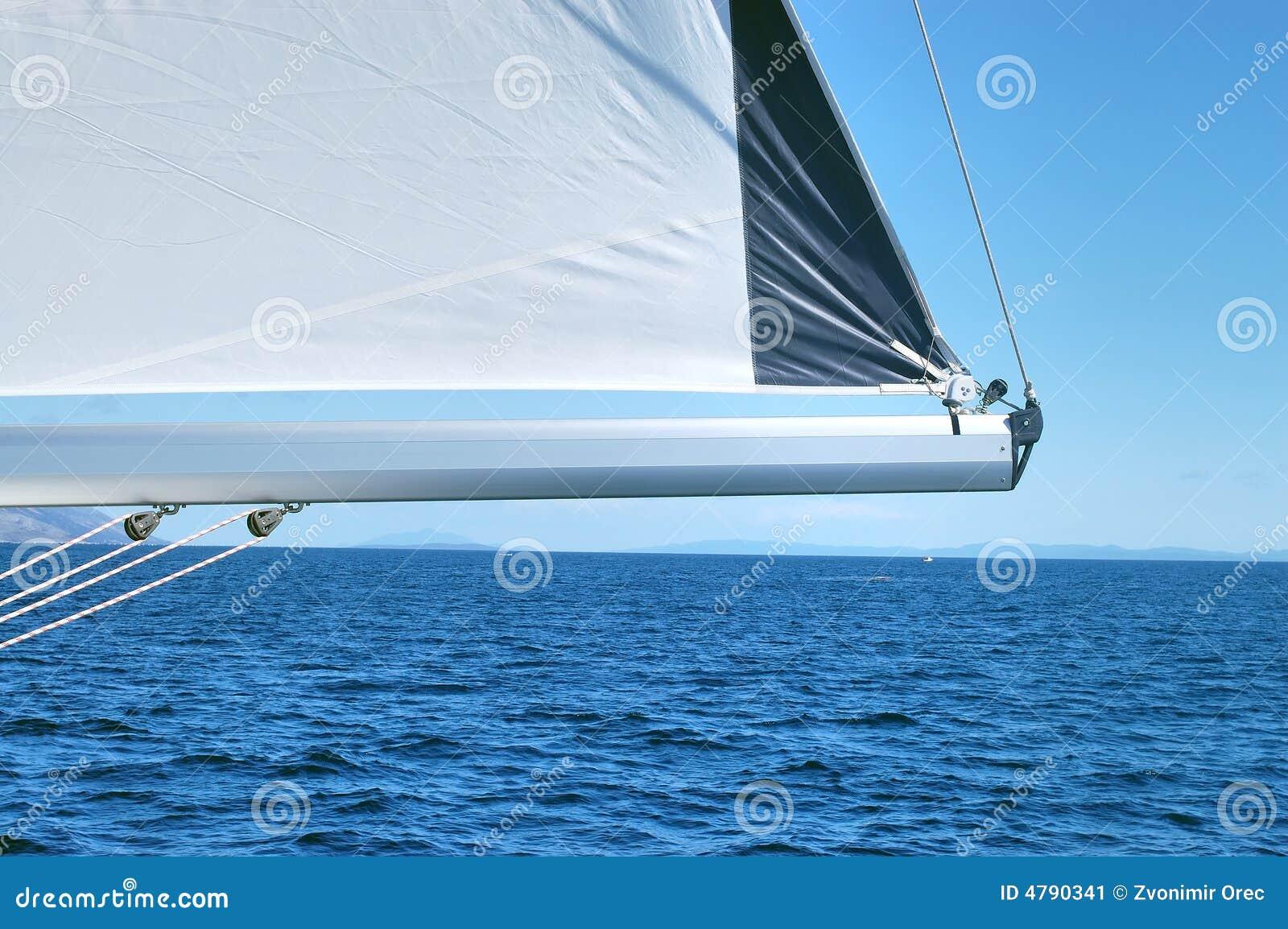 Sailing lightly