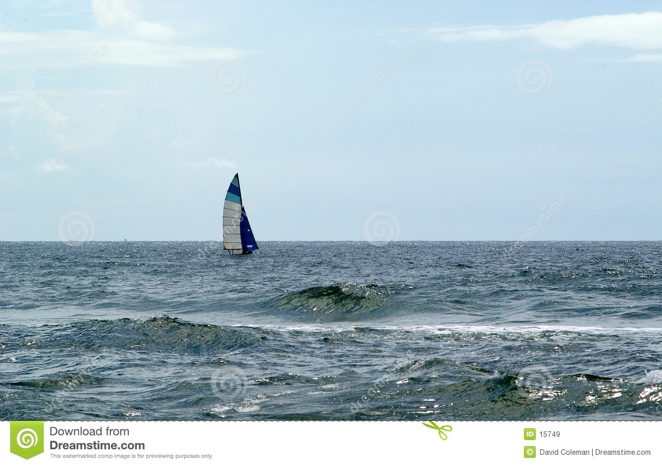 Sailing in Open Water