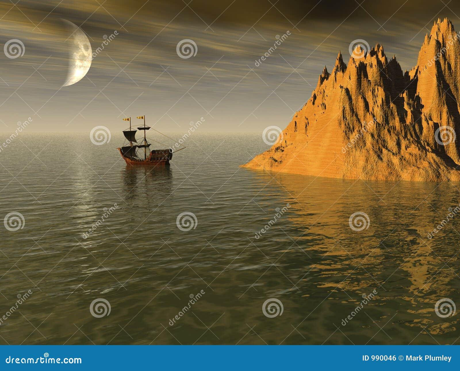 Sailship νησιών