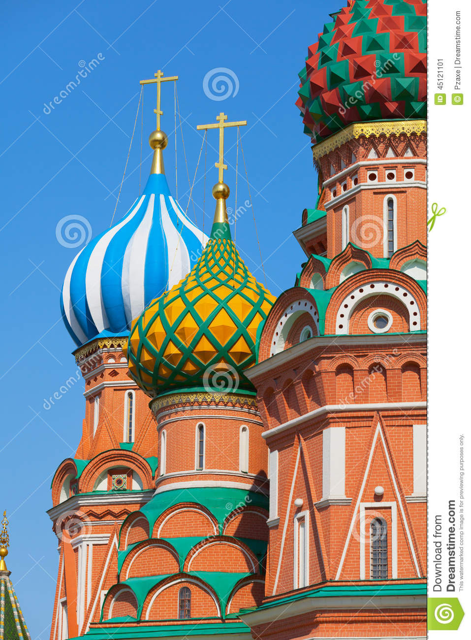 Saint Basil s Cathedral (Cathedral of Vasily the Blessed or Pokr