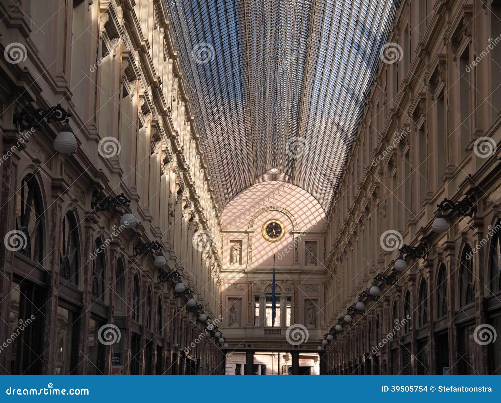 Saint Hubertus Royal Gallery (Brussels, Belgium)