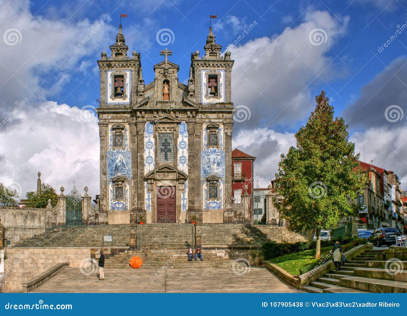 Saint Ildefonso church