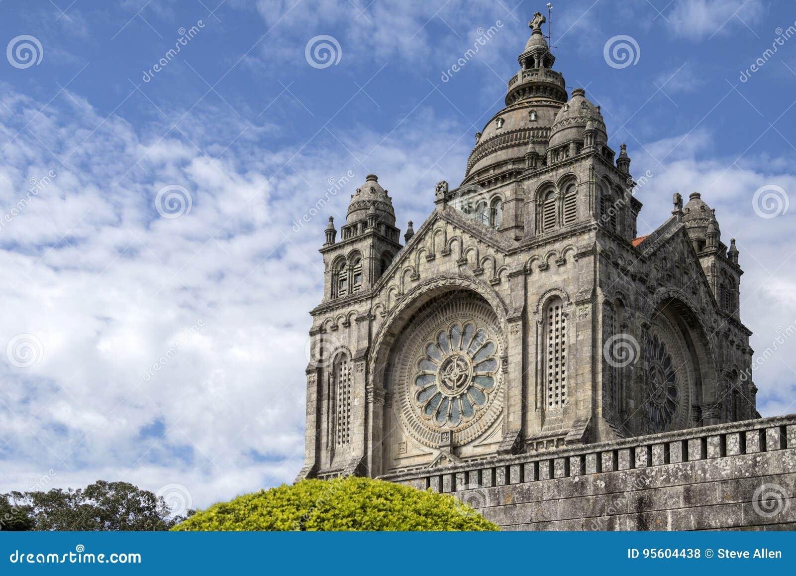 Saint Lucia Basilica - Viana do Castelo - Portugal