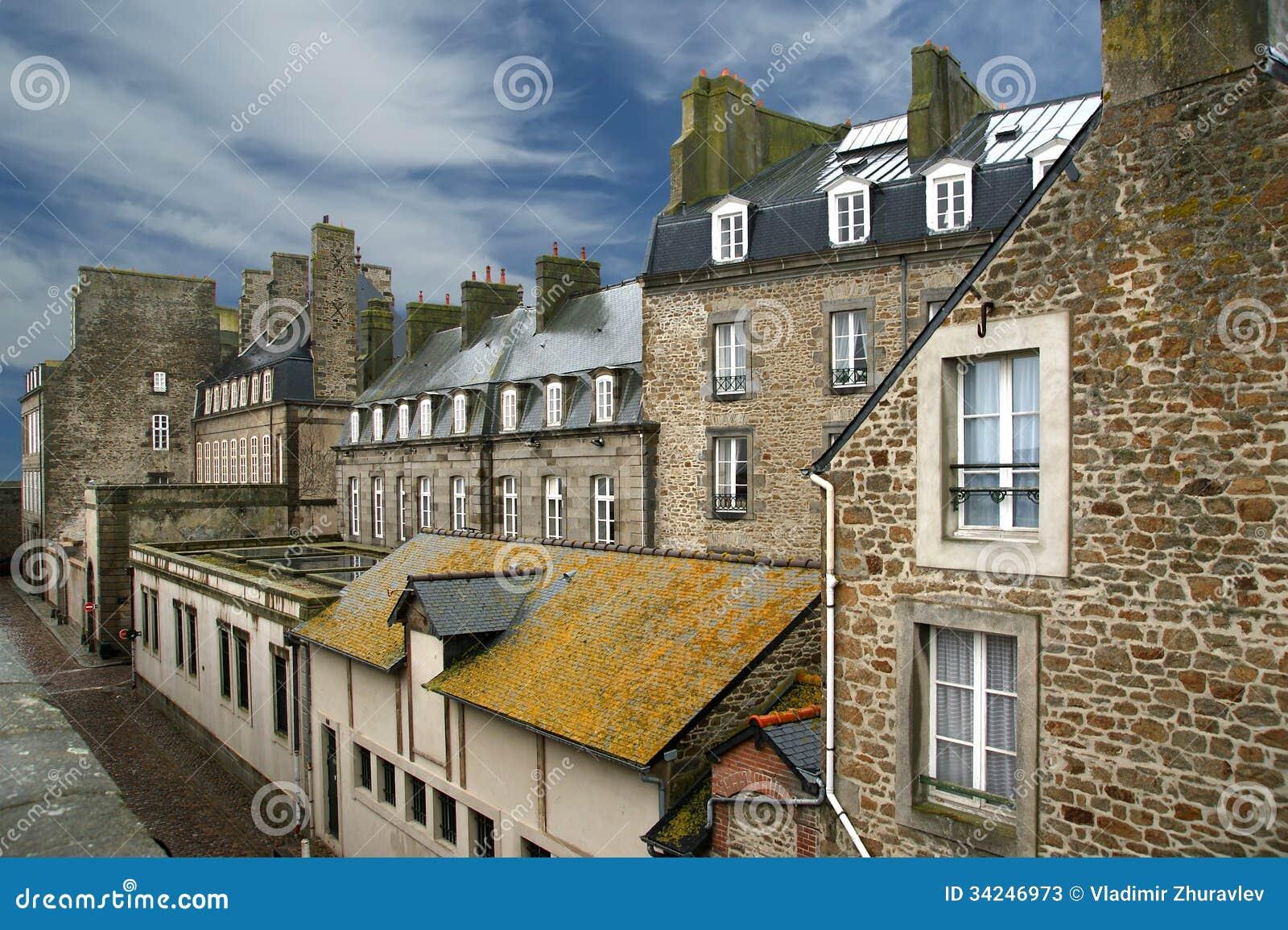 Saint Malo-- La Francia