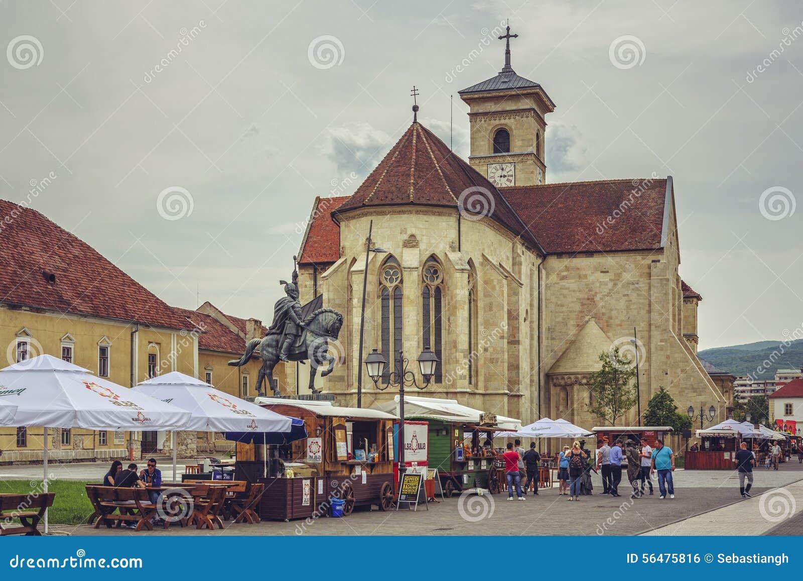 Saint Michael Cathedral, Alba Iulia