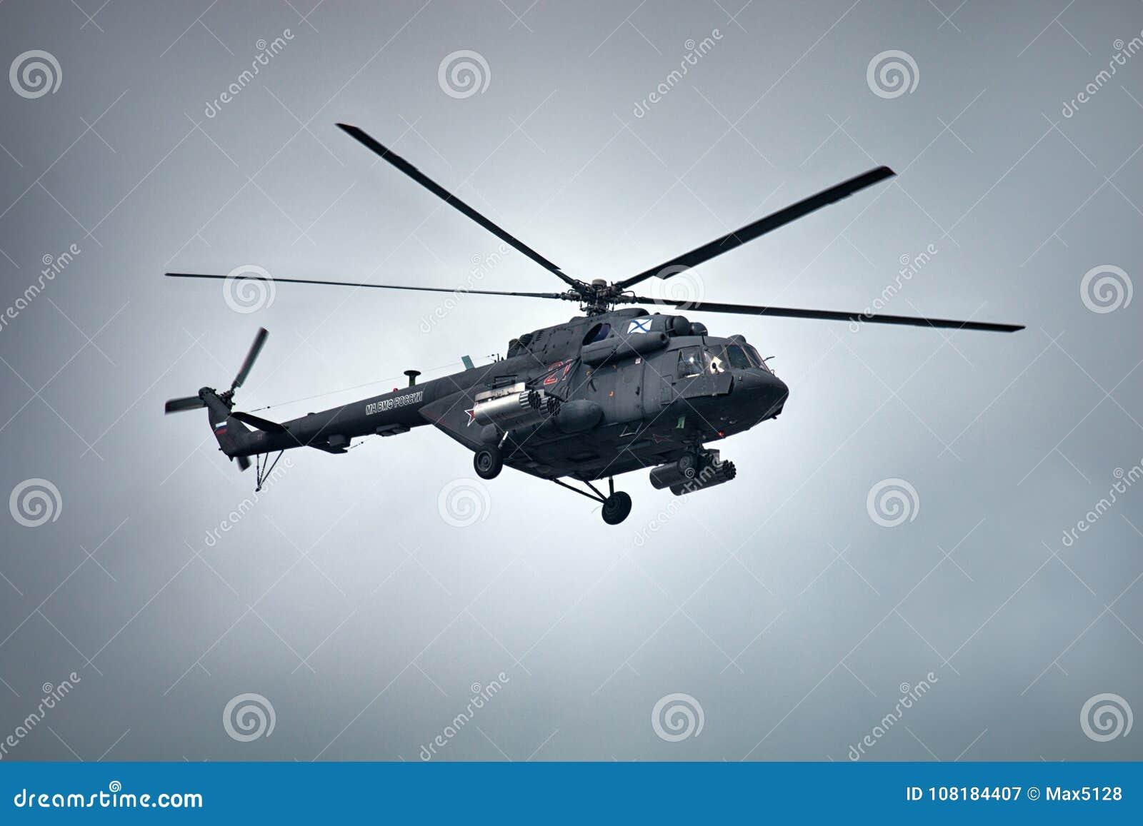 Mi-8AMTSH - Terminator from Russia 94
