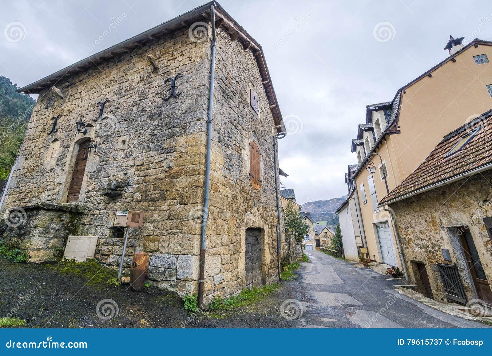 Saint Saturin de Tartaronne, França