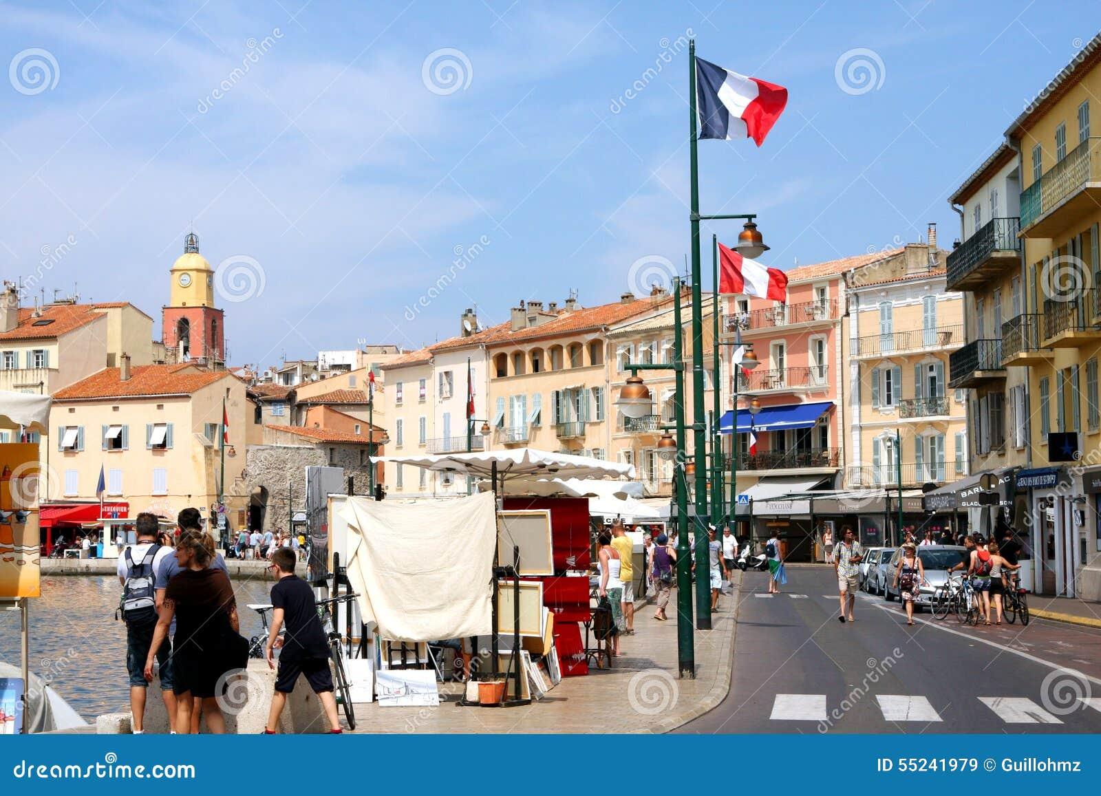 Saint Tropez -Haven Franse Riviera