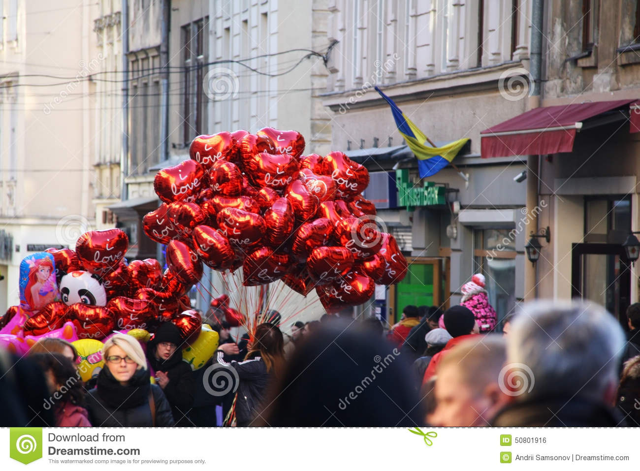 Saint Valentines Day editorial photo. Image of rambles ...