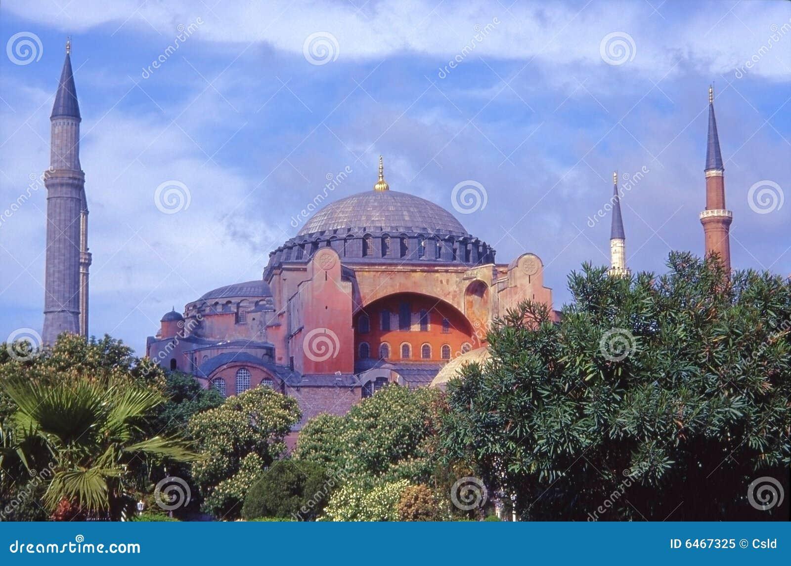 Sainte istanbul sophie meczetowy