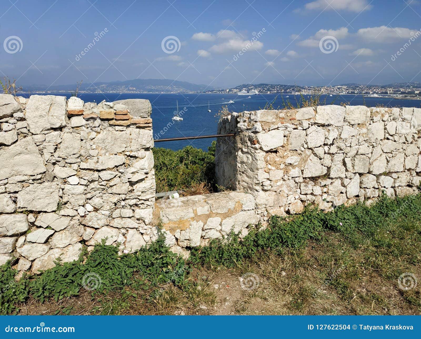 Sainte-margarita real del fuerte