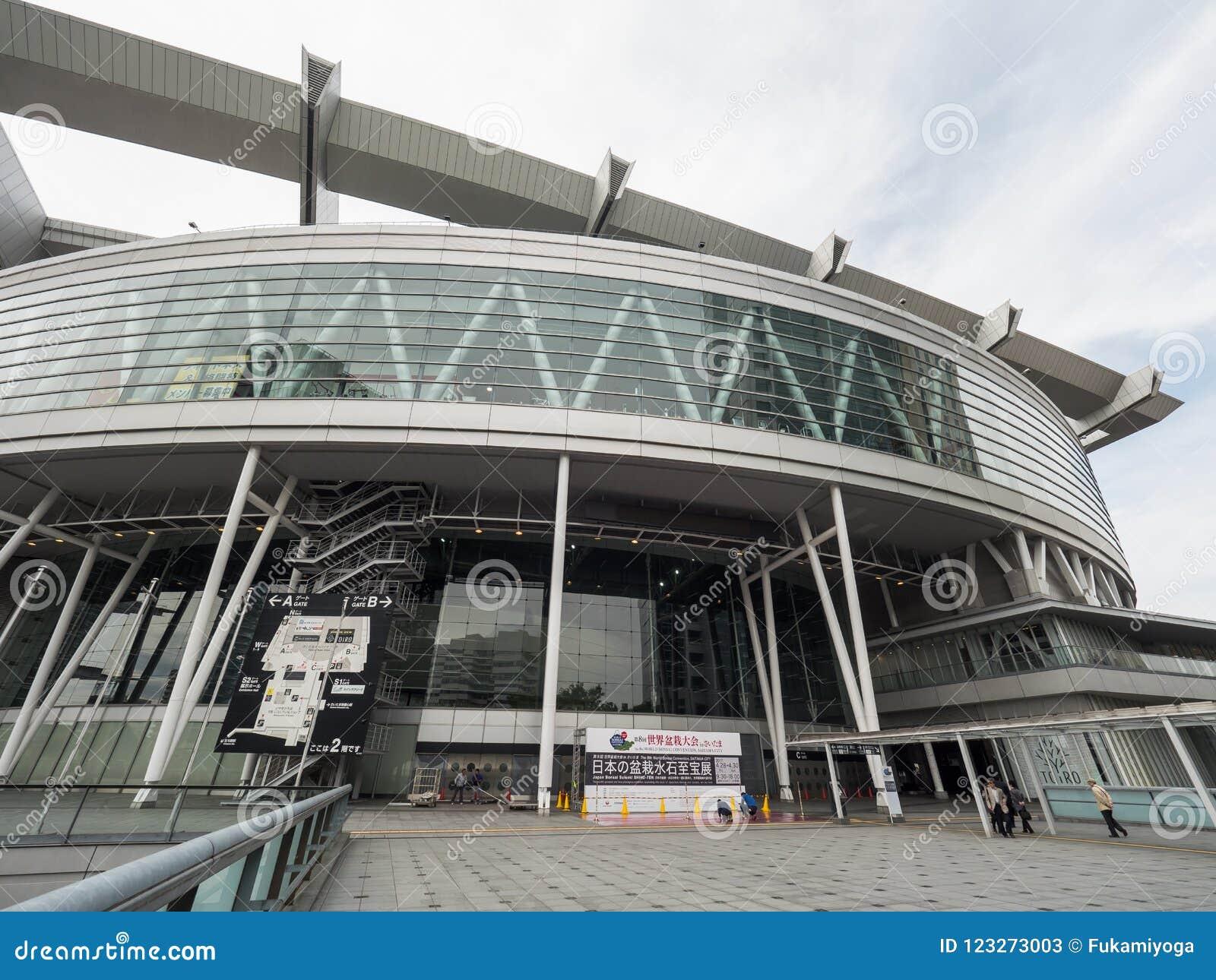 Saitama Super Arena Editorial Stock Photo Image Of City