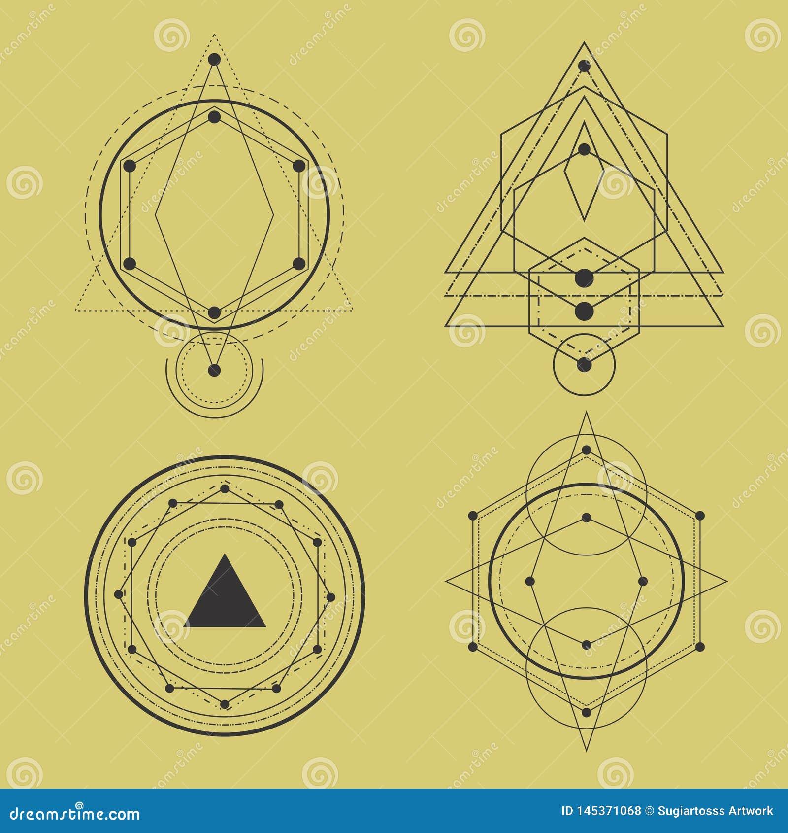 Sakral geometripacke
