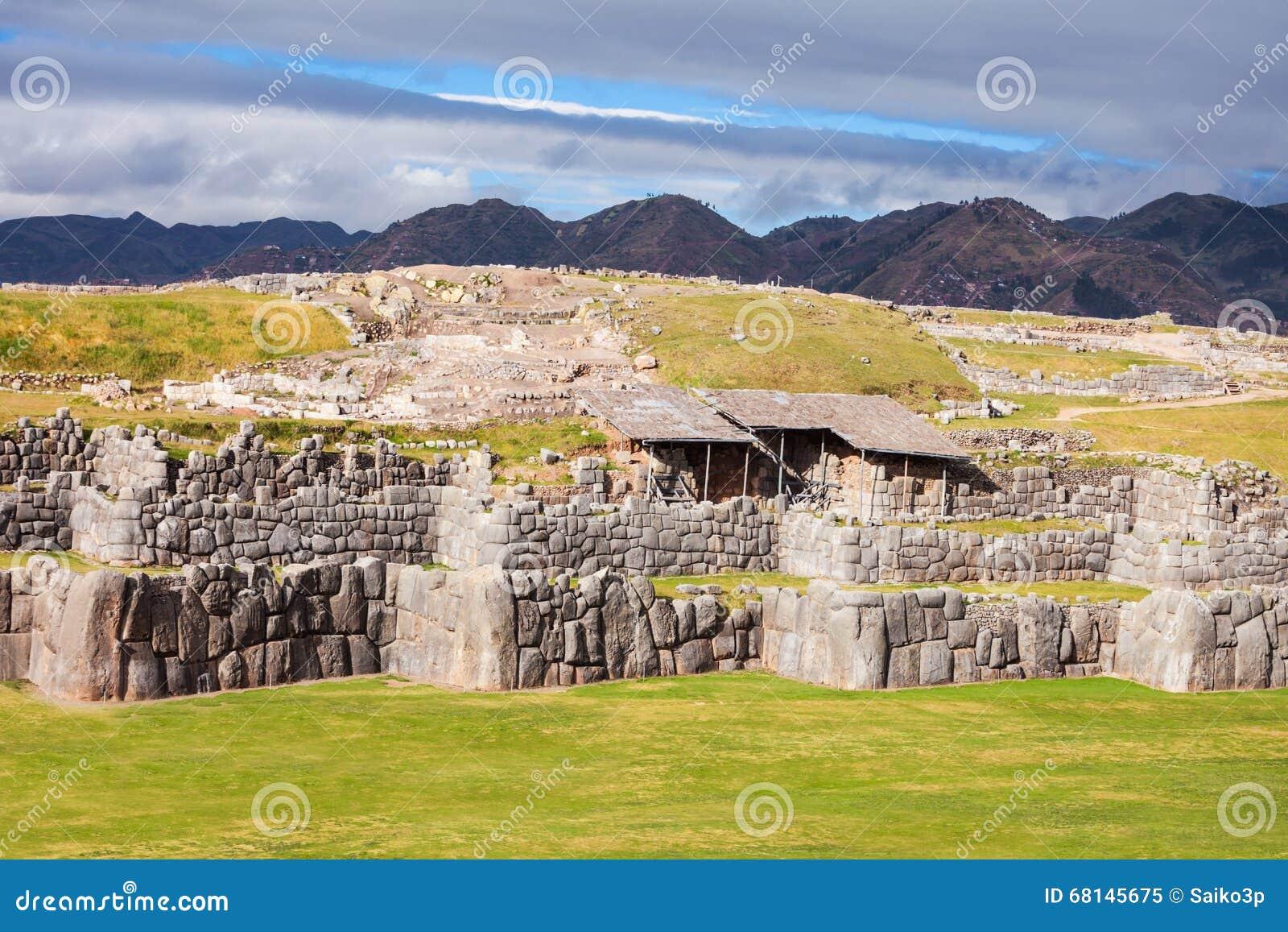 Saksaywaman i Cusco