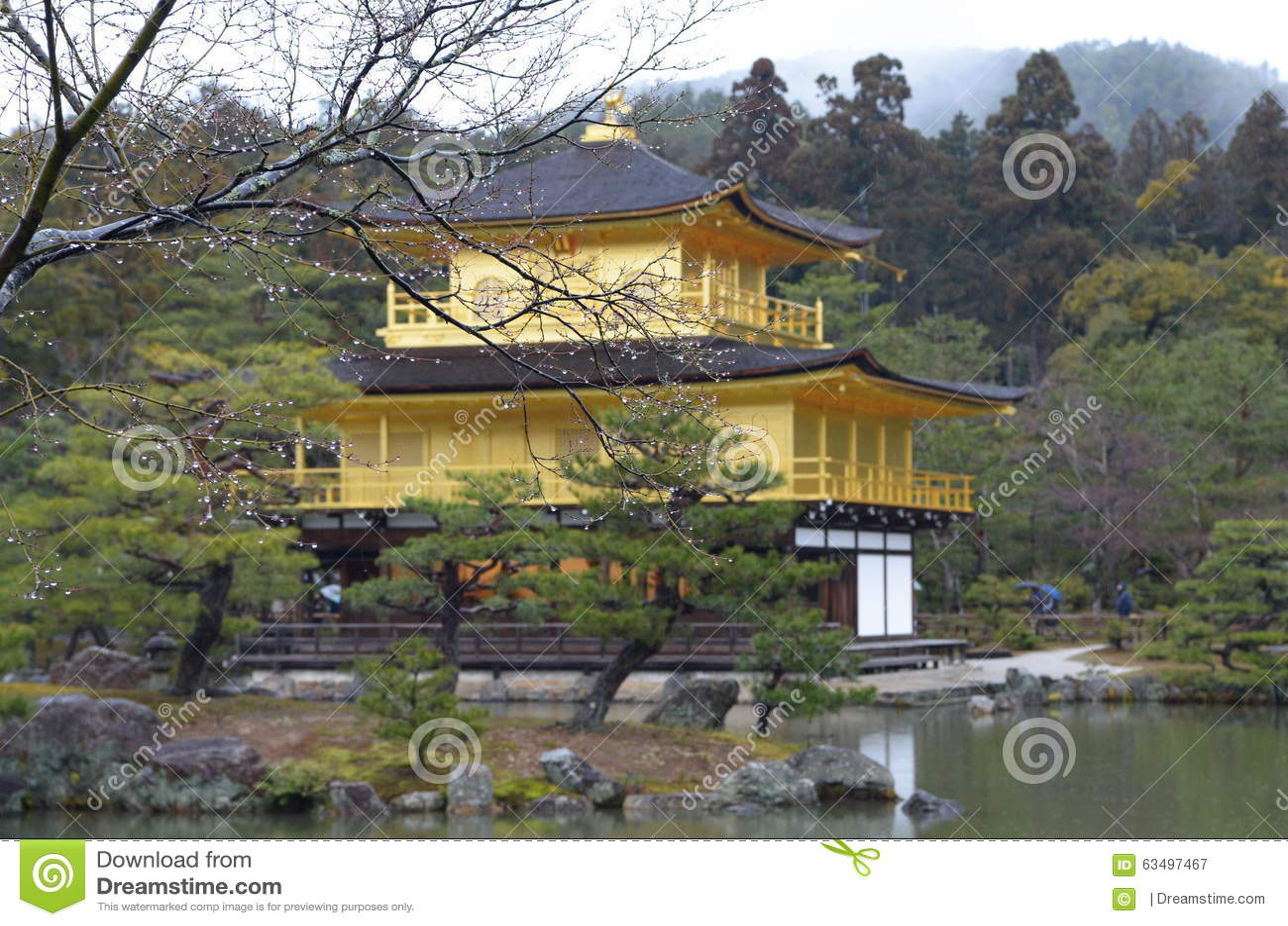 Sakura Tempiale buddista