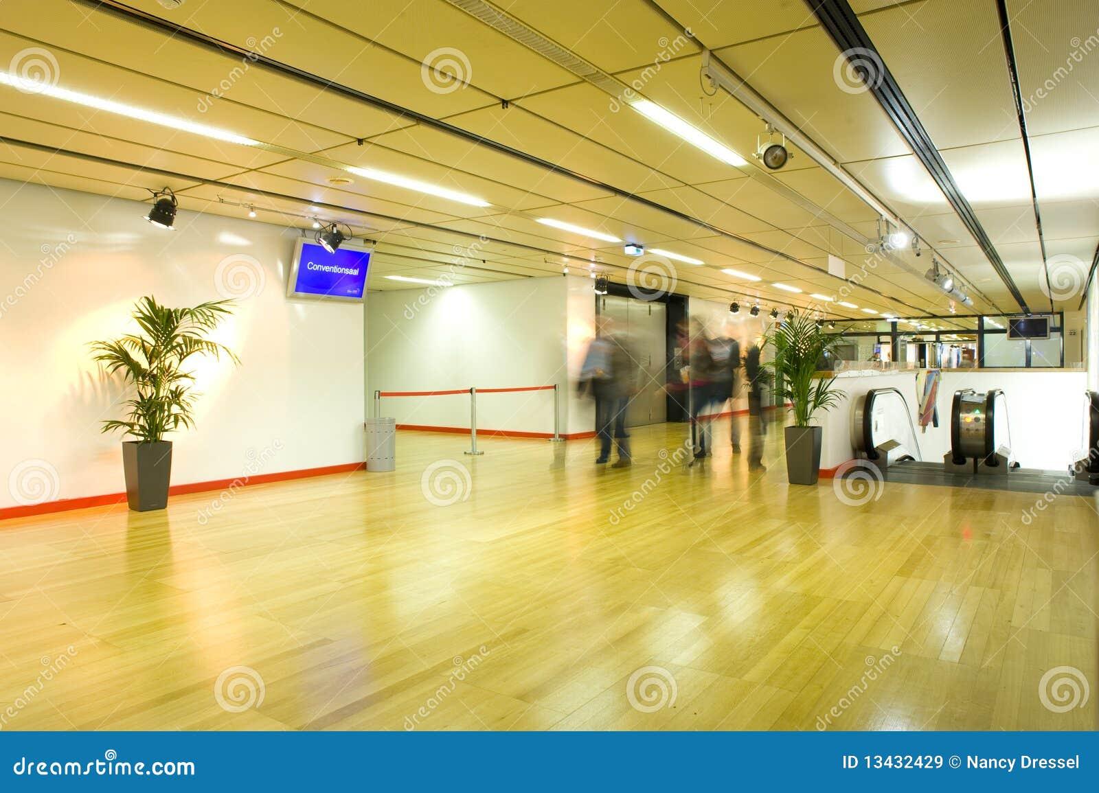 Salão da conferência/reunião