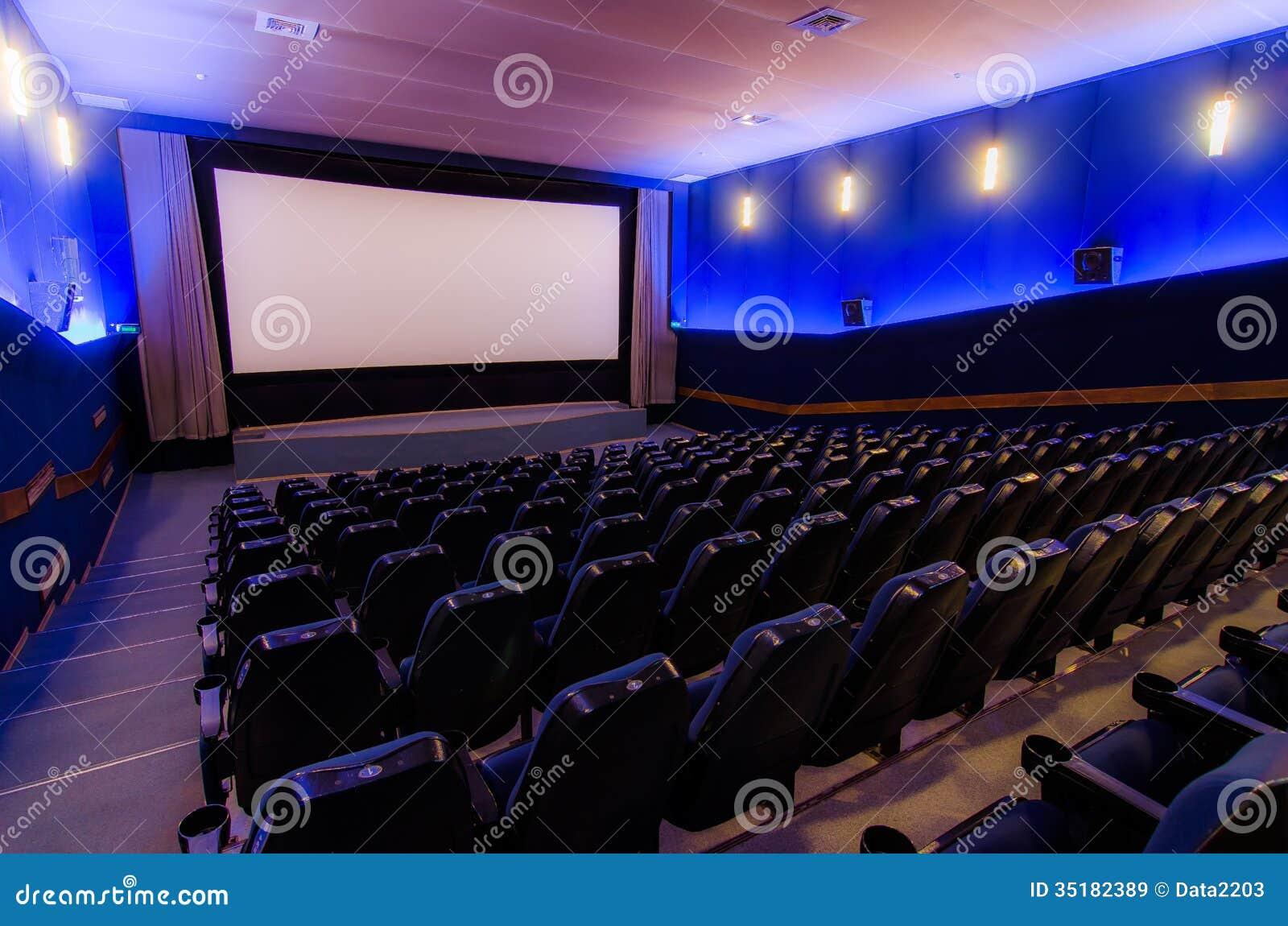 Salão do cinema