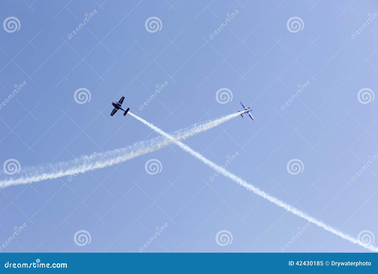 Salón aeronáutico