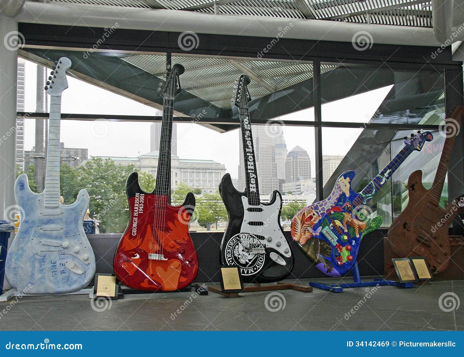 Salón de la fama del rock-and-roll