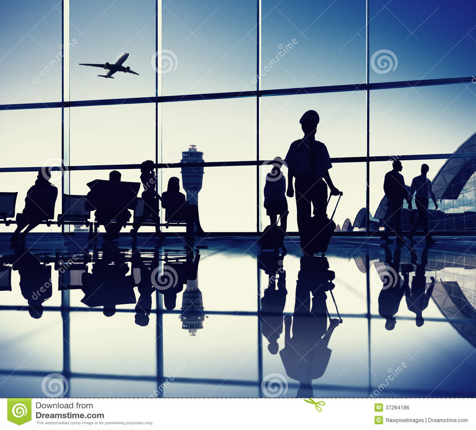 Salón del aeropuerto