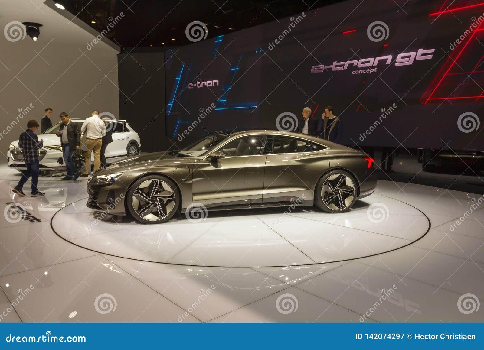 Salón del automóvil internacional 2019 de Ginebra