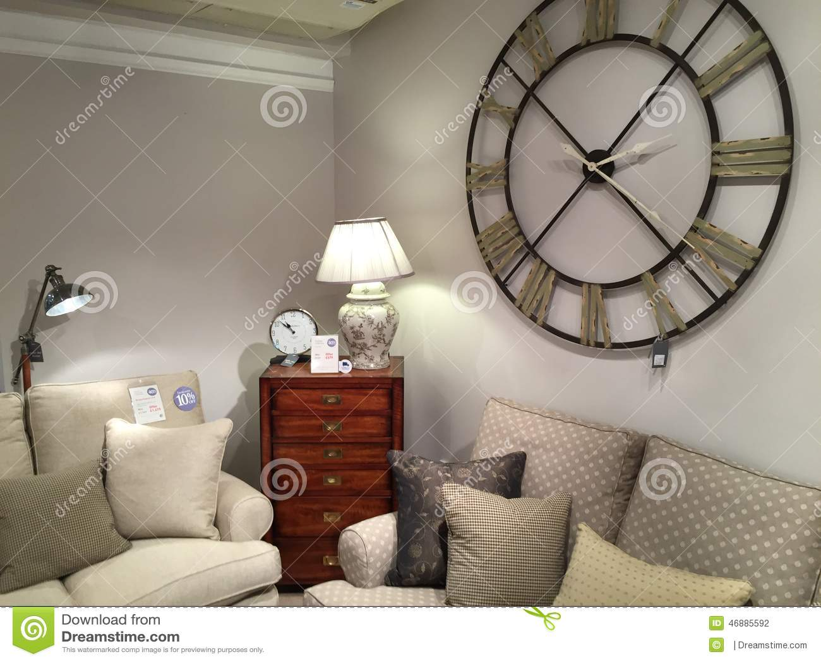 Relojes grandes de pared modernos finest grandes relojes - Relojes para salon ...