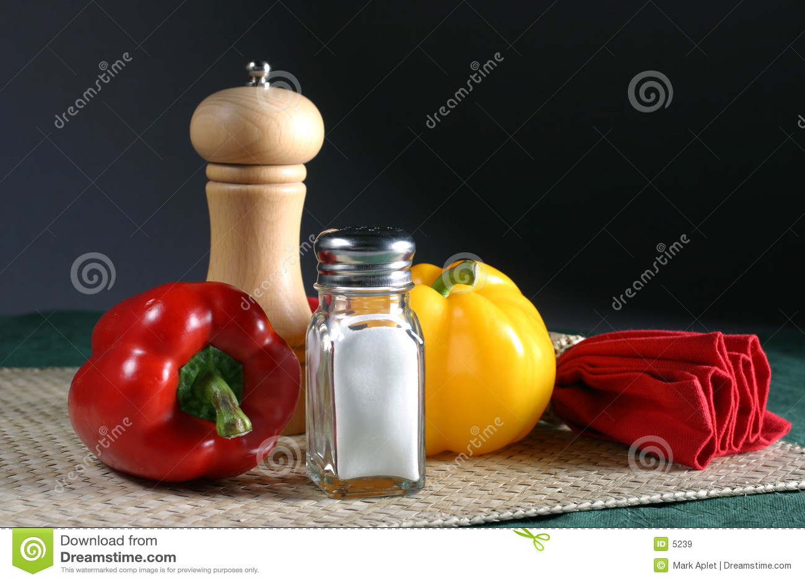 Sal & pimenta