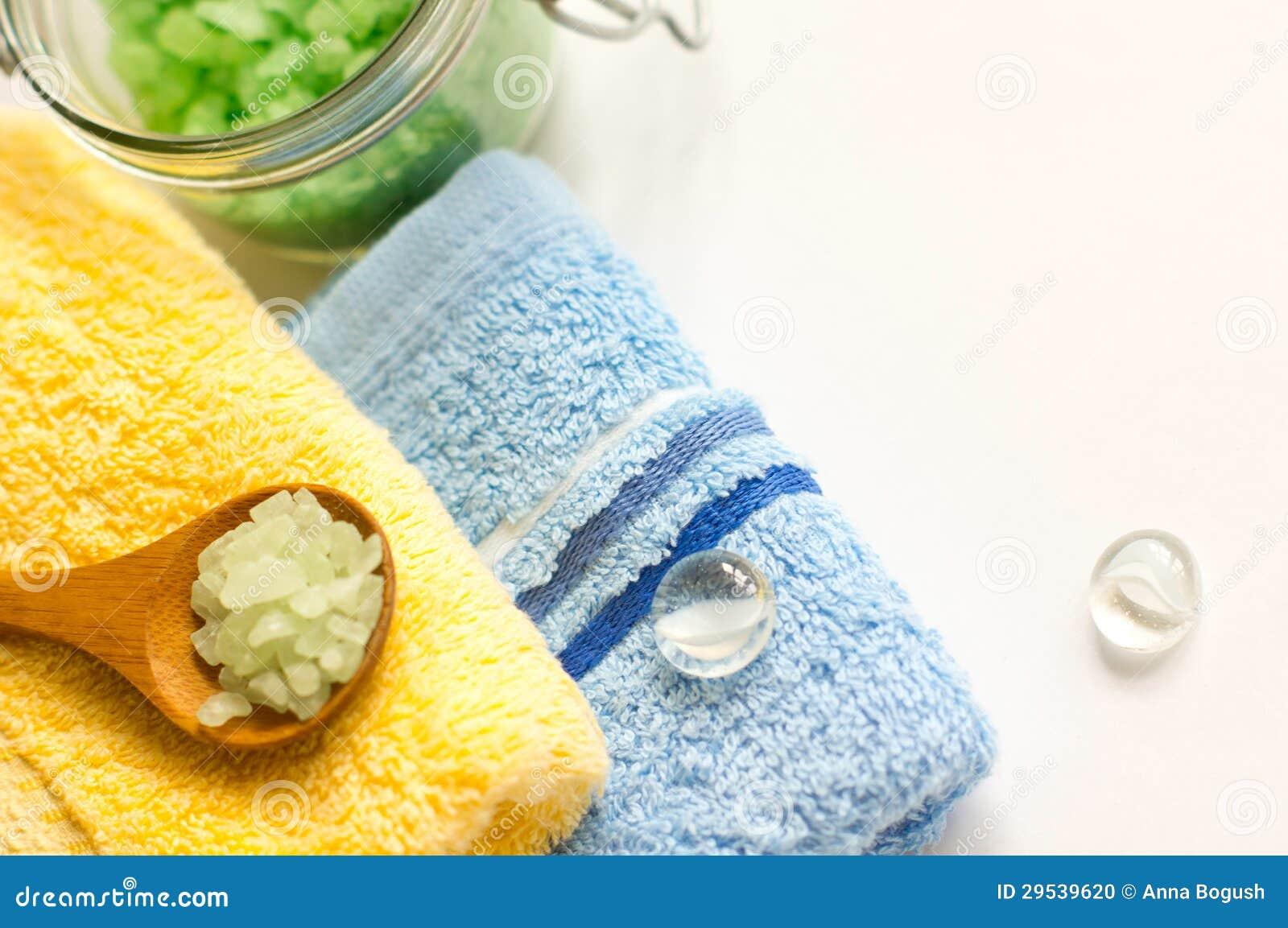 Sal de banho