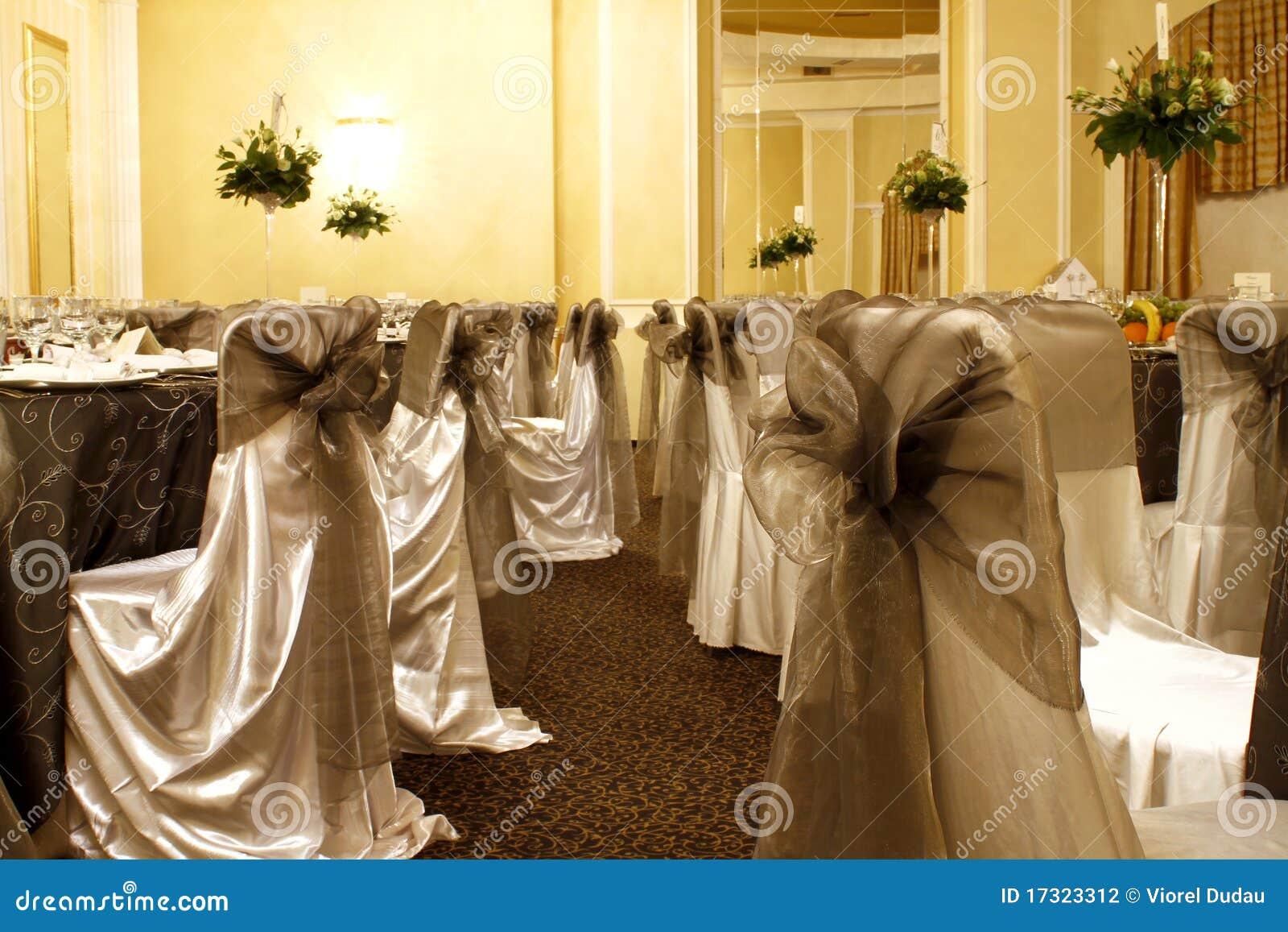 Sala da ballo di cerimonia nuziale