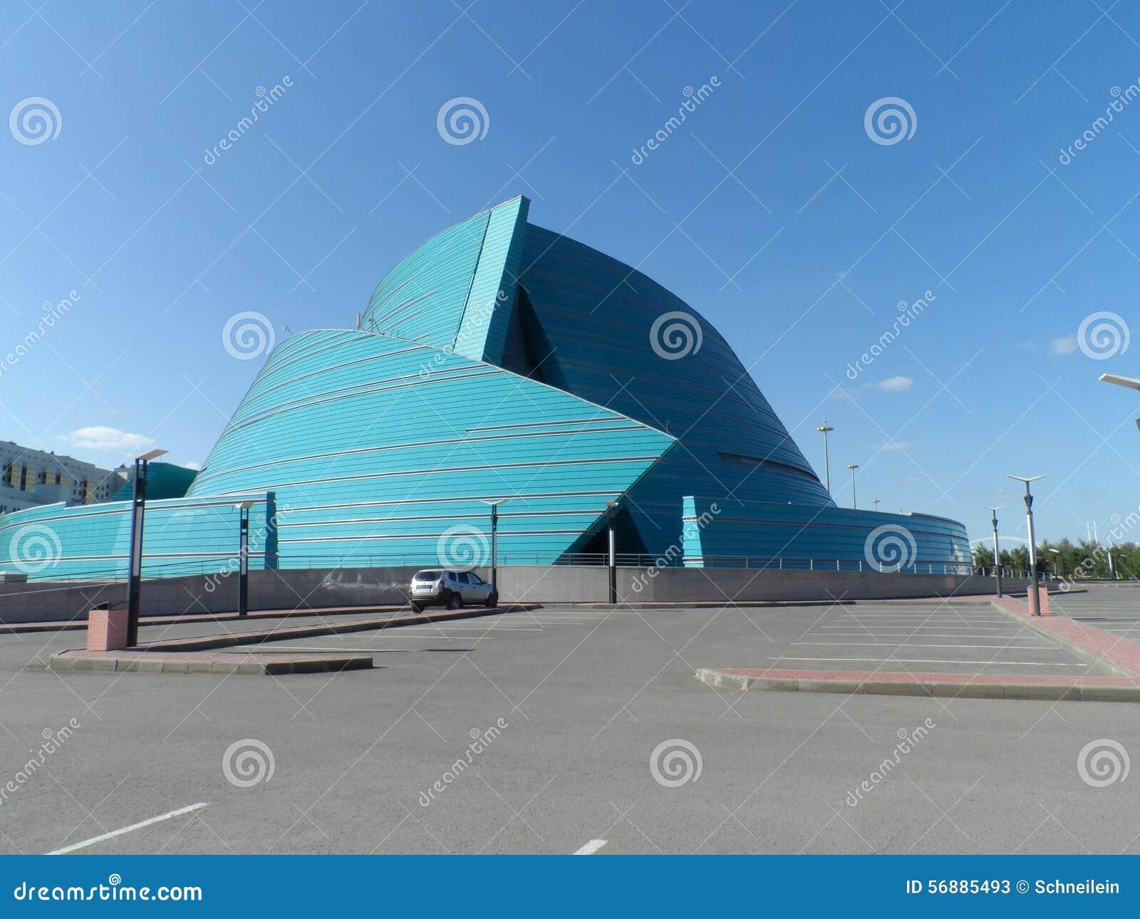 Sala da concerto il Kazakistan