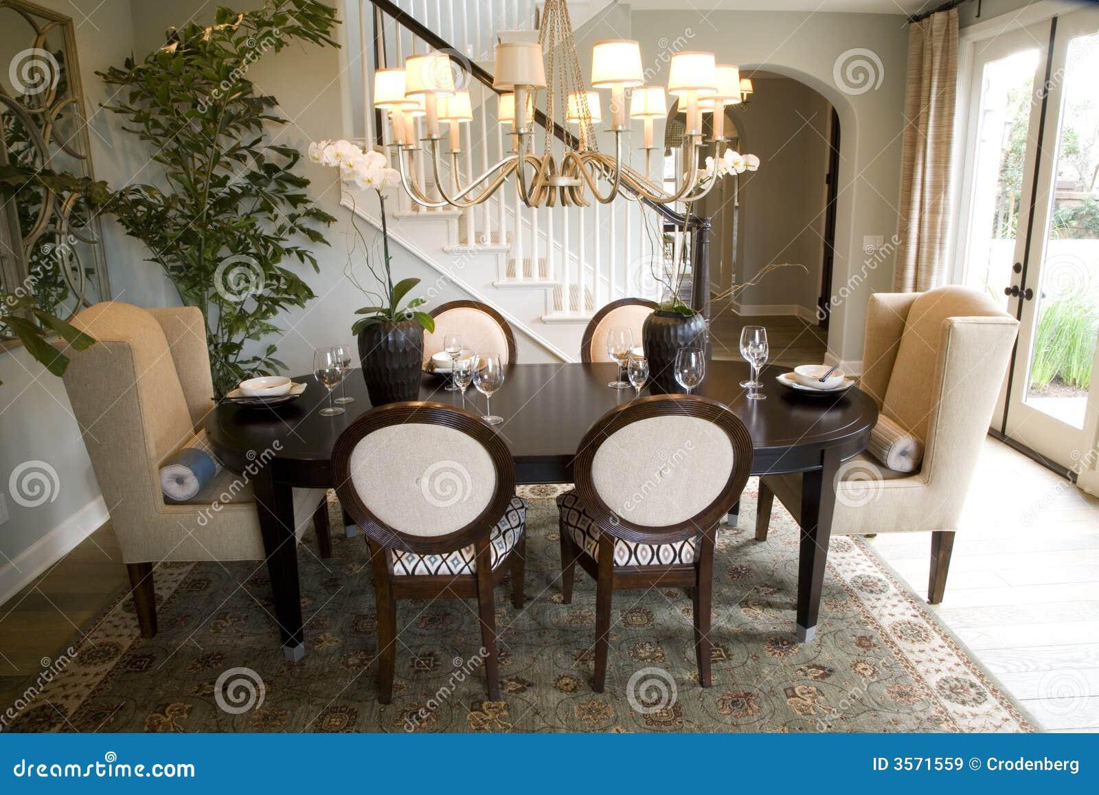 Sala da pranzo festiva