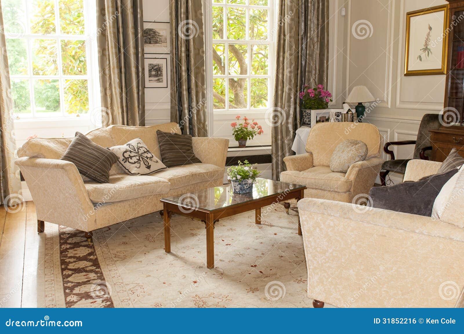 Sala De Estar Ou Living ~  sala de chá, em uma sala de estar, ou em uma sala de visitas inglesa