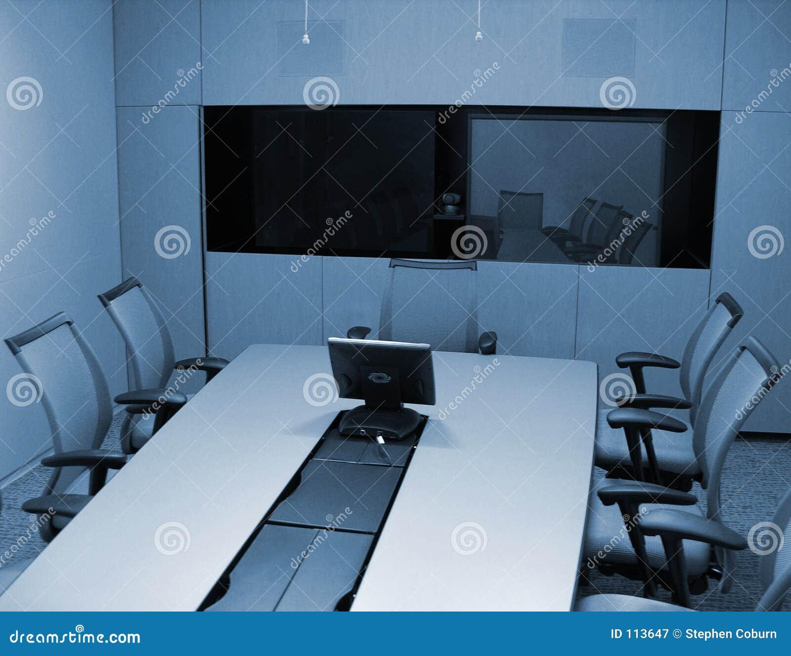 Sala de conferências corporativa