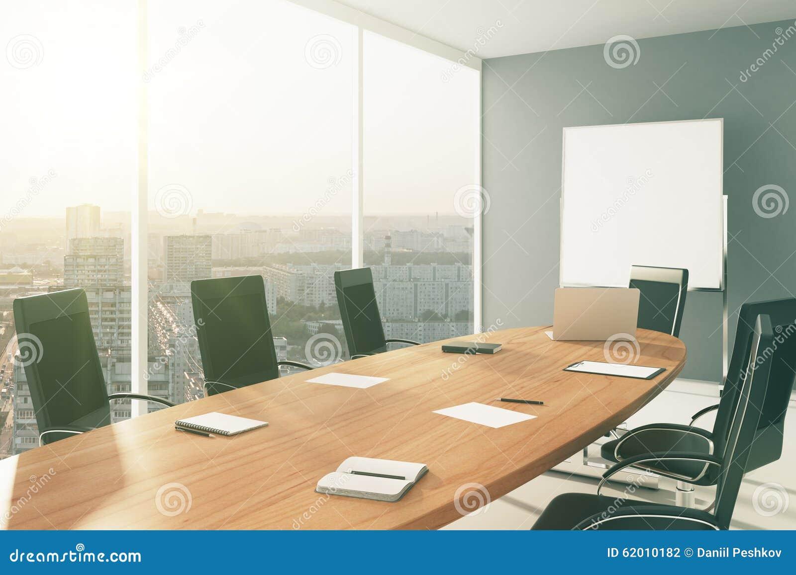 Sala De Conferencias Ligera Con La Opini N De Los Muebles De La  # Muebles Pizarra