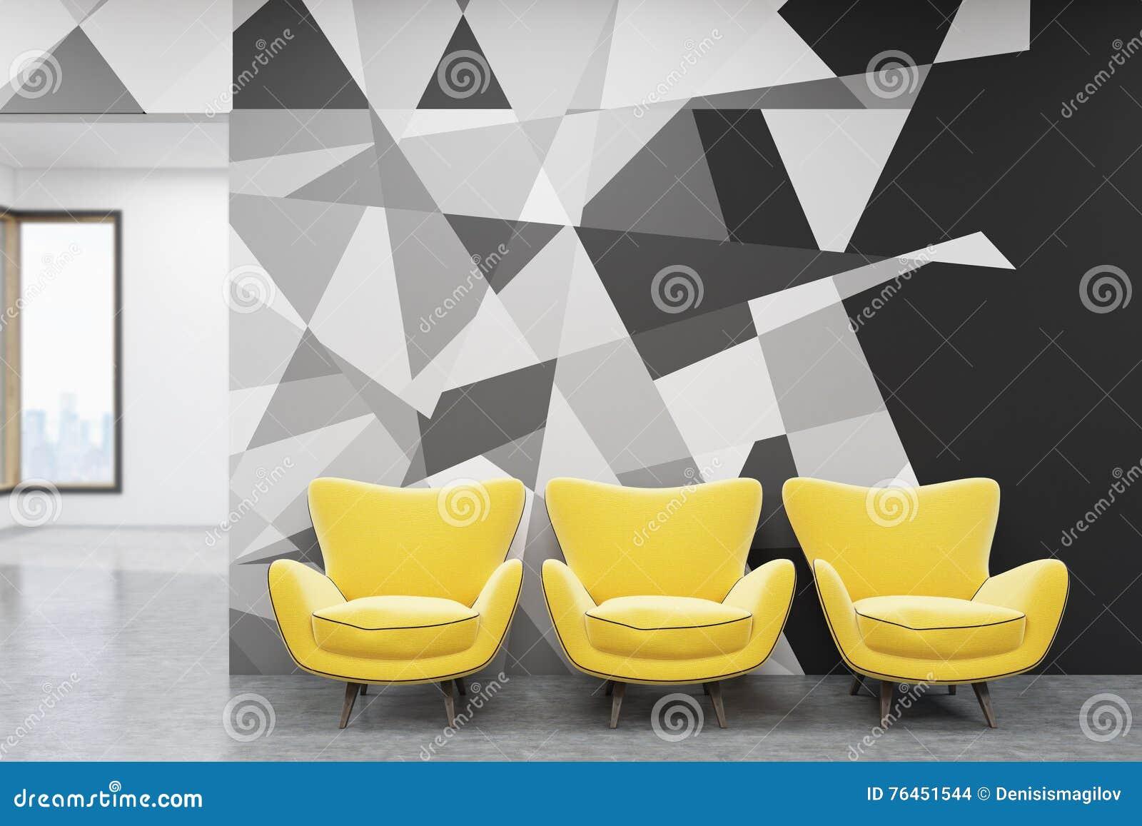 Sala de espera moderna de la oficina stock de ilustraci n for Concepto de oficina moderna