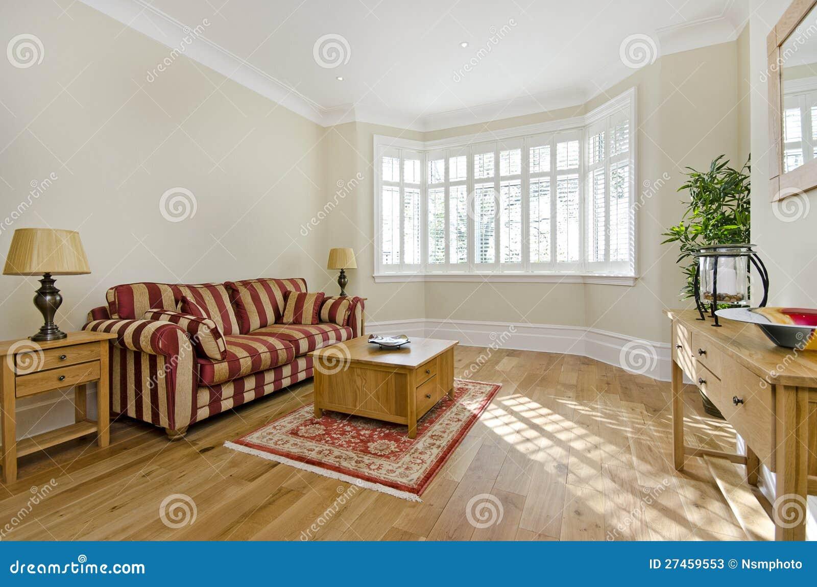 Sala de estar con clase con muebles agradables fotos de - Muebles sala de estar ...