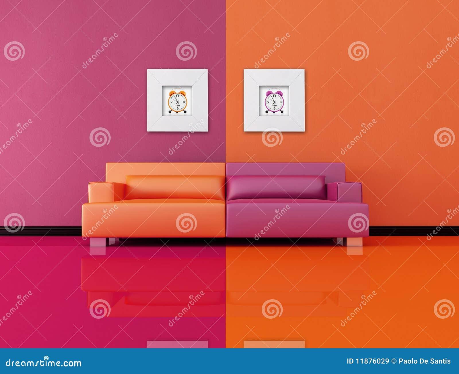 Sala de estar da Estalar-arte