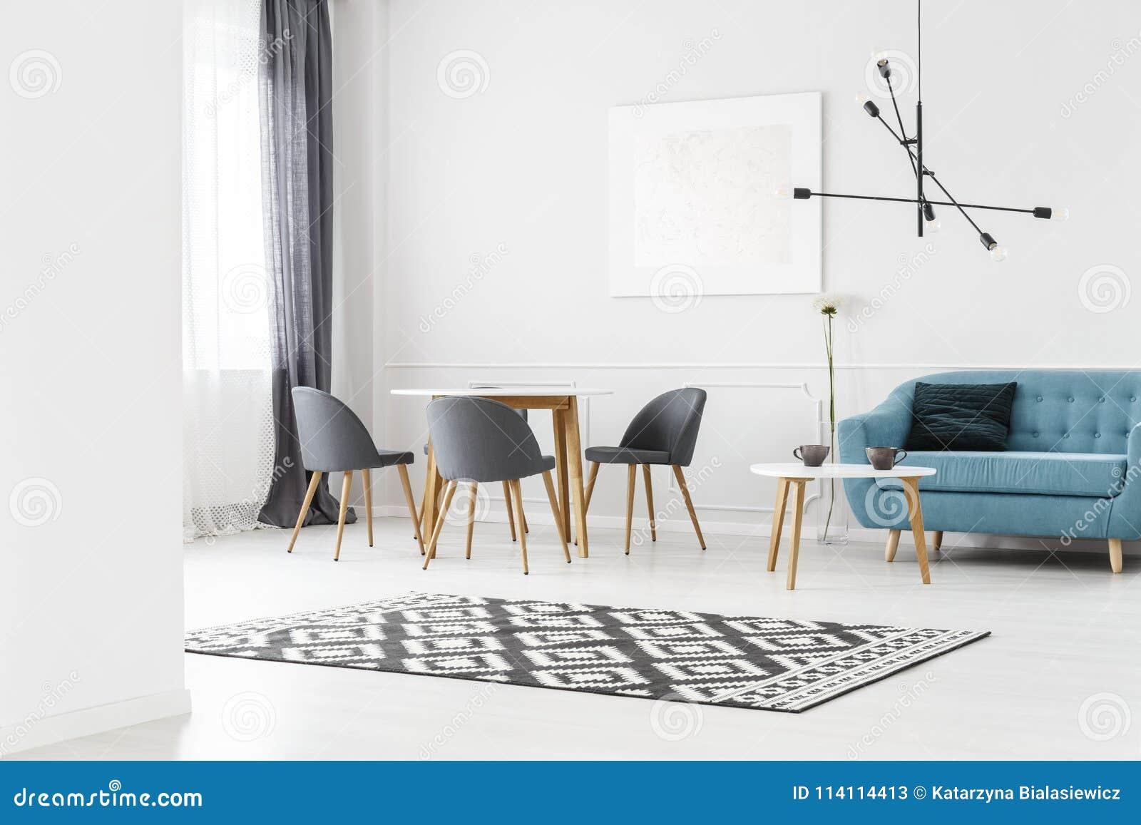 Sala de estar simple