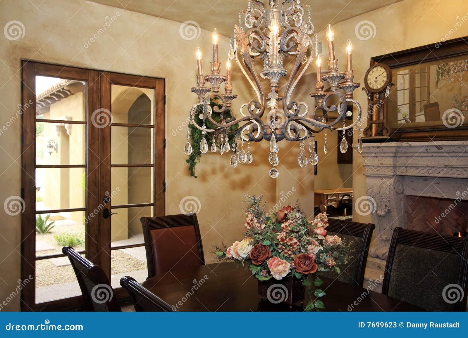 Sala de jantar fina