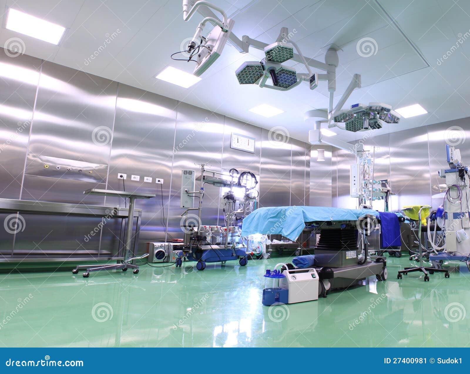 Sala de operaciones