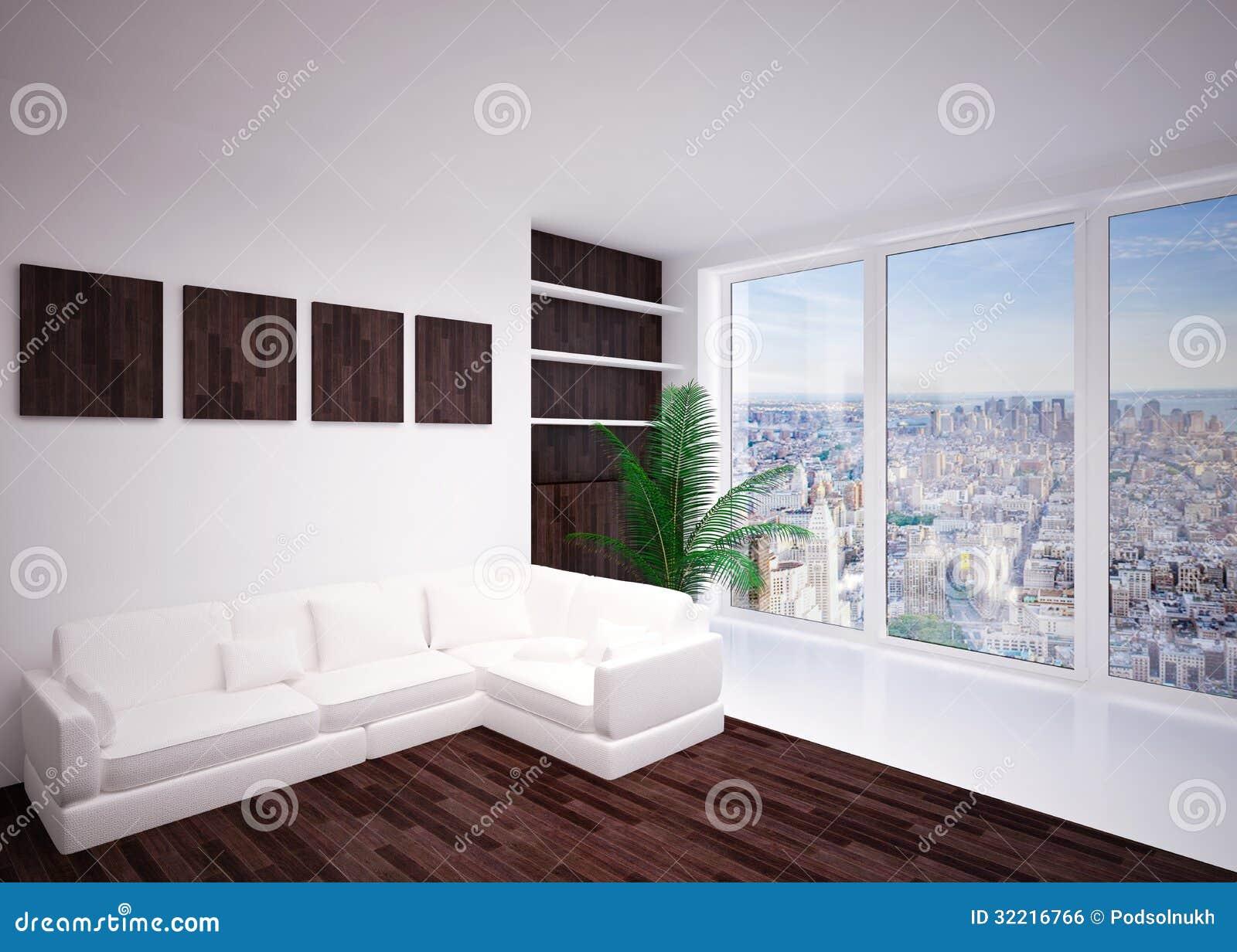 Sala de visitas interior moderna sala de estar imagem de for Sala de estar 20m2