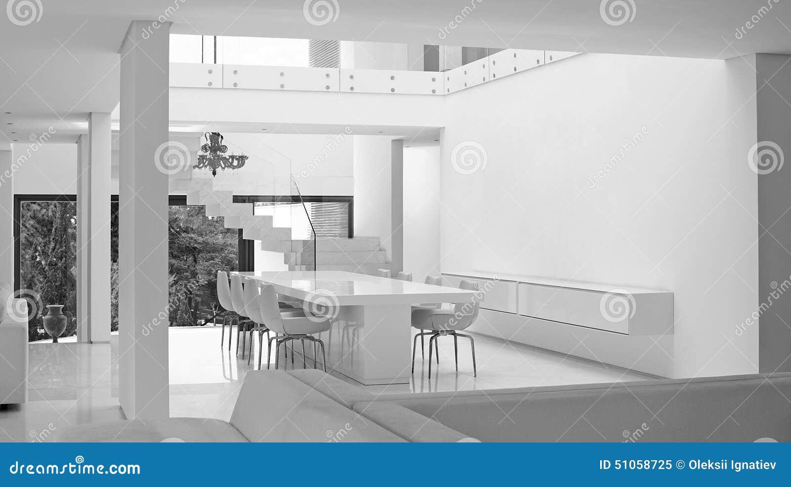 Sala de visitas moderna luxuosa com decora o 2 foto de stock imagem 51058725 - Decoratie van de woonkamer ...