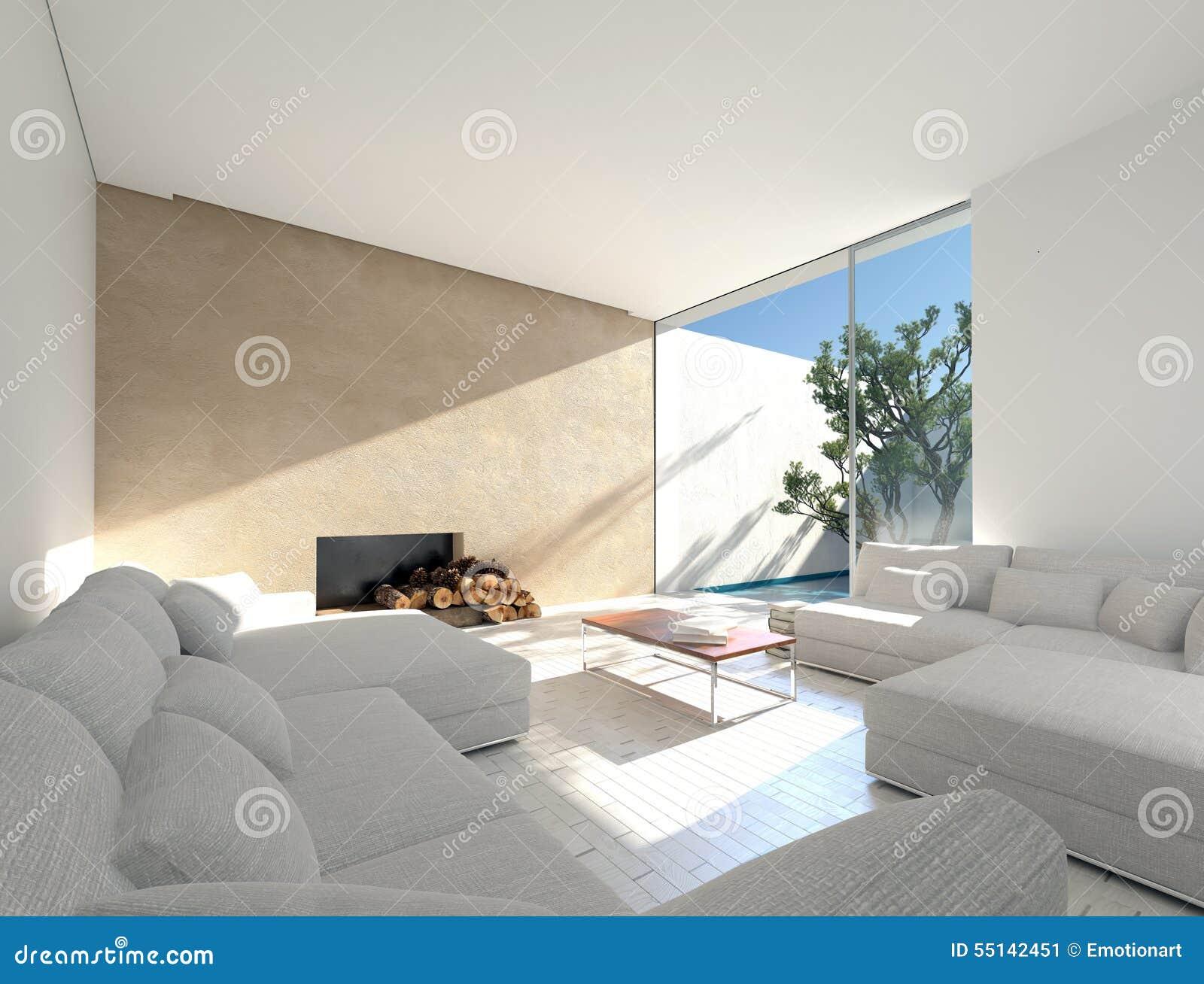 Sala de visitas de Sunny Mediterranean