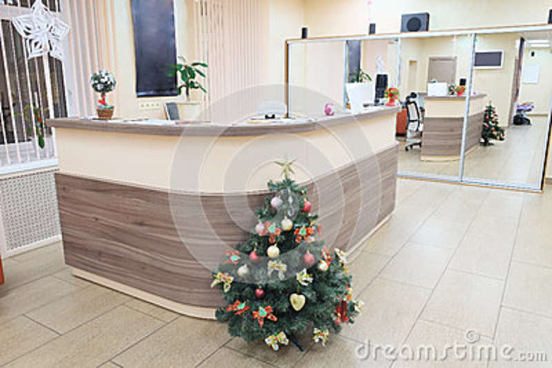 Download Sala di attesa immagine stock. Immagine di registro, gynecology - 36878233