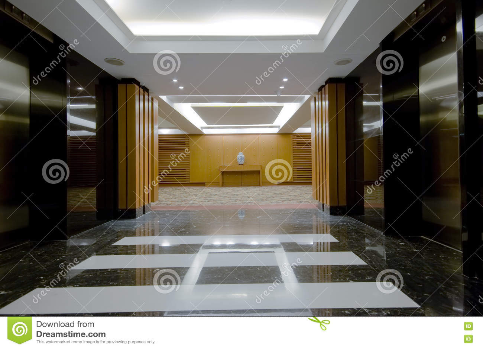 Sala hotelu wnętrze