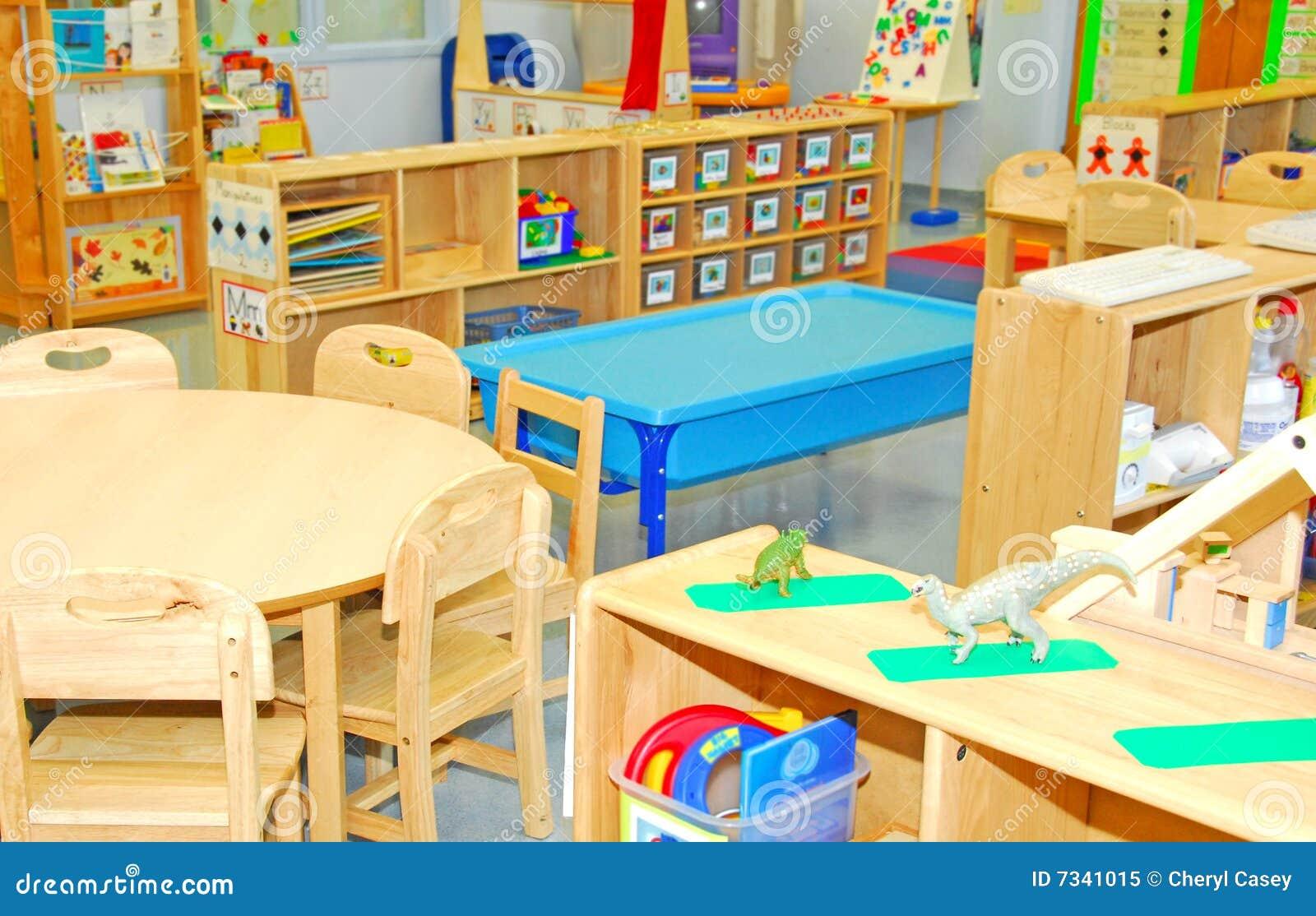Sala lekcyjnej edukacja