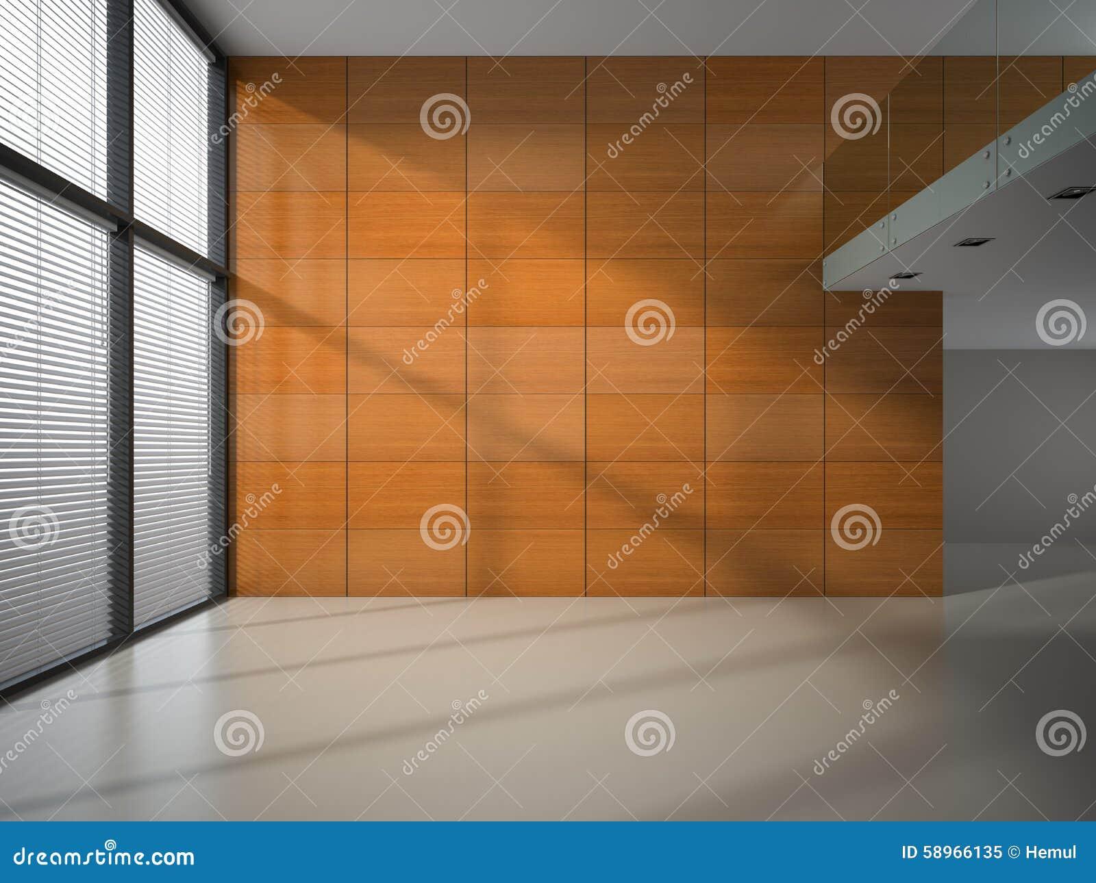 similares de ` Sala vazia com as paredes de madeira do painel #82A229 1300x1065